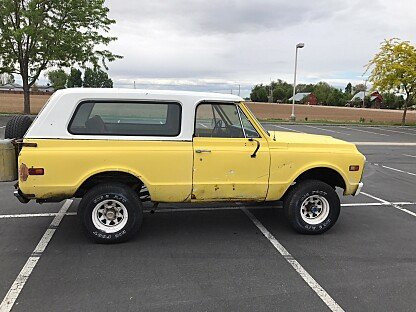 1972 Chevrolet Blazer 4WD 2-Door for sale 100987391