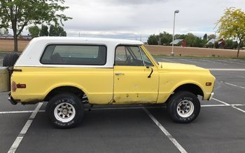 1972 Chevrolet Blazer 4WD 2-Door for sale 100987391