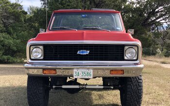 1972 Chevrolet Blazer 4WD 2-Door for sale 101052935