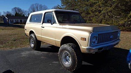 1972 Chevrolet Blazer for sale 100859603