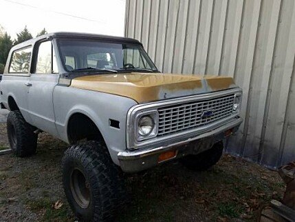 1972 Chevrolet Blazer for sale 100862269