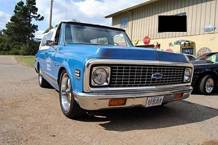 1972 Chevrolet Blazer for sale 100870947