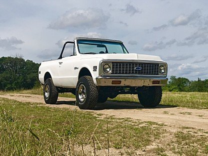 1972 Chevrolet Blazer for sale 100877527
