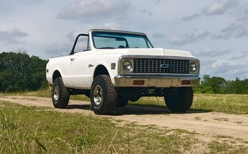 1972 Chevrolet Blazer for sale 100877527