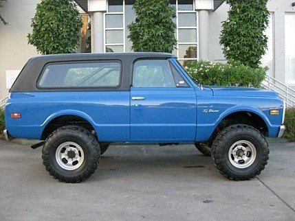 1972 Chevrolet Blazer for sale 100880675