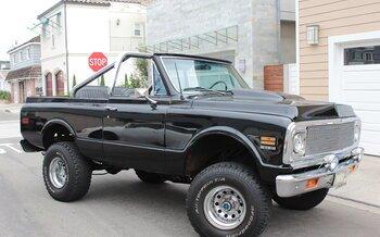 1972 Chevrolet Blazer for sale 100905660