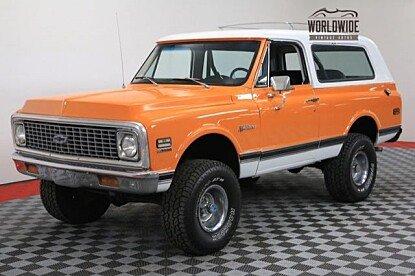 1972 Chevrolet Blazer for sale 100913311