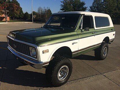 1972 Chevrolet Blazer for sale 100915076