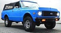 1972 Chevrolet Blazer 4WD 2-Door for sale 100916124