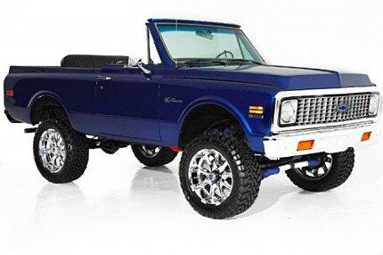 1972 Chevrolet Blazer for sale 100945458