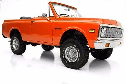 1972 Chevrolet Blazer for sale 100945505