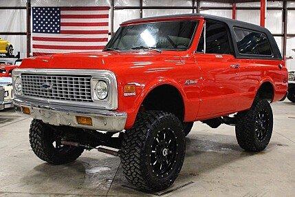 1972 Chevrolet Blazer for sale 100946785