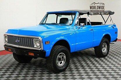 1972 Chevrolet Blazer for sale 100952839