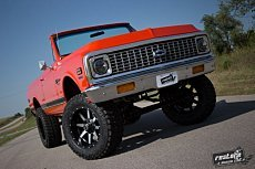 1972 Chevrolet Blazer for sale 100990775
