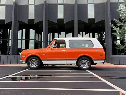 1972 Chevrolet Blazer for sale 101031218