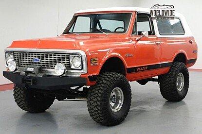1972 Chevrolet Blazer for sale 101044430