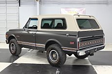 1972 Chevrolet Blazer for sale 100885215