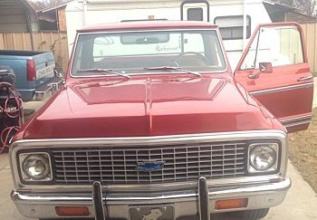 1972 Chevrolet C/K Truck for sale 100838174