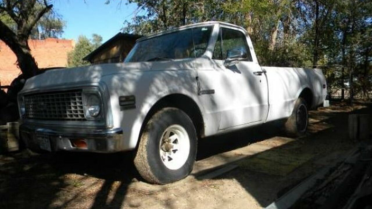1972 Chevrolet C/K Truck for sale 100845699