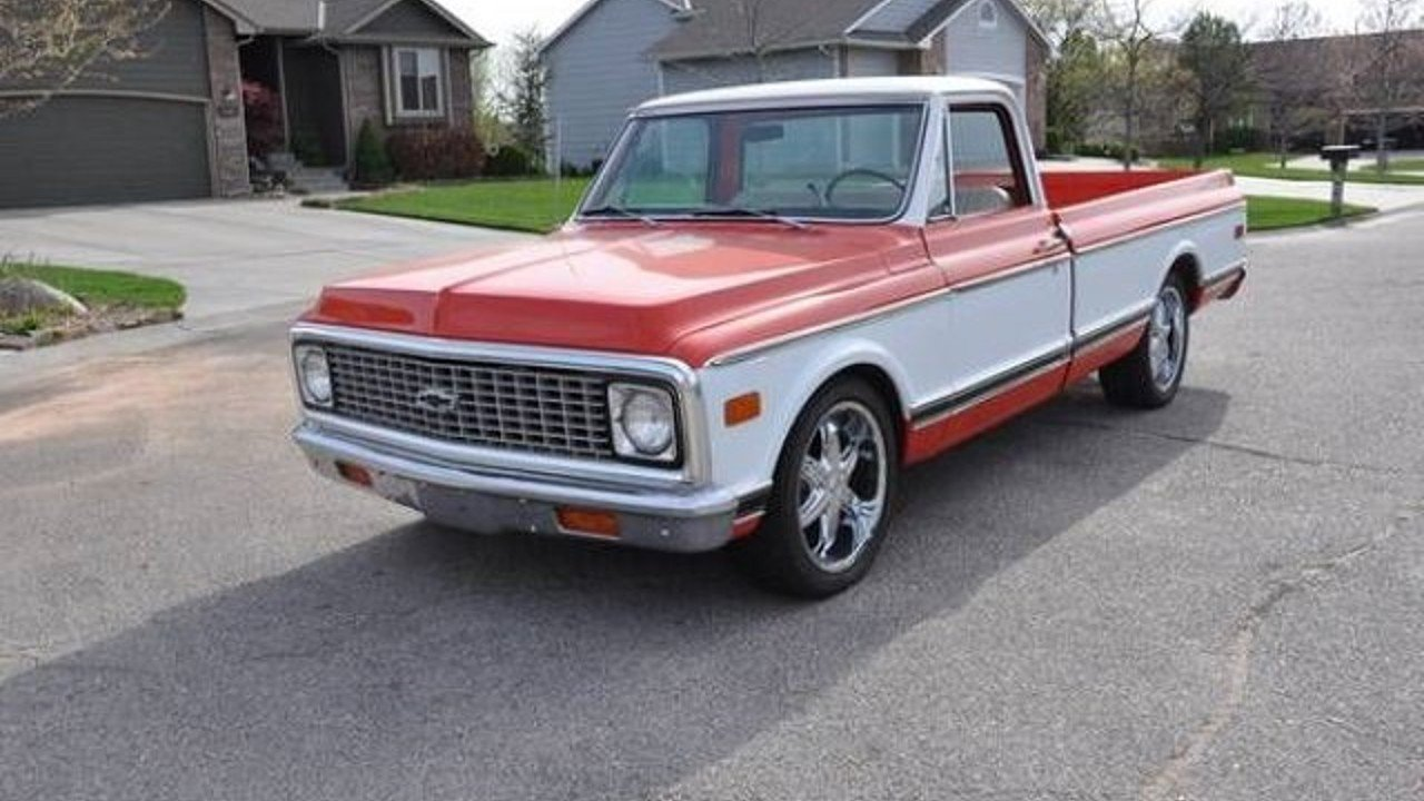 1972 Chevrolet C/K Truck for sale 100880104