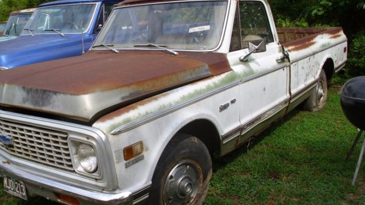 1972 Chevrolet C/K Truck for sale 100903788