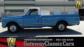 1972 Chevrolet C/K Truck for sale 100917643