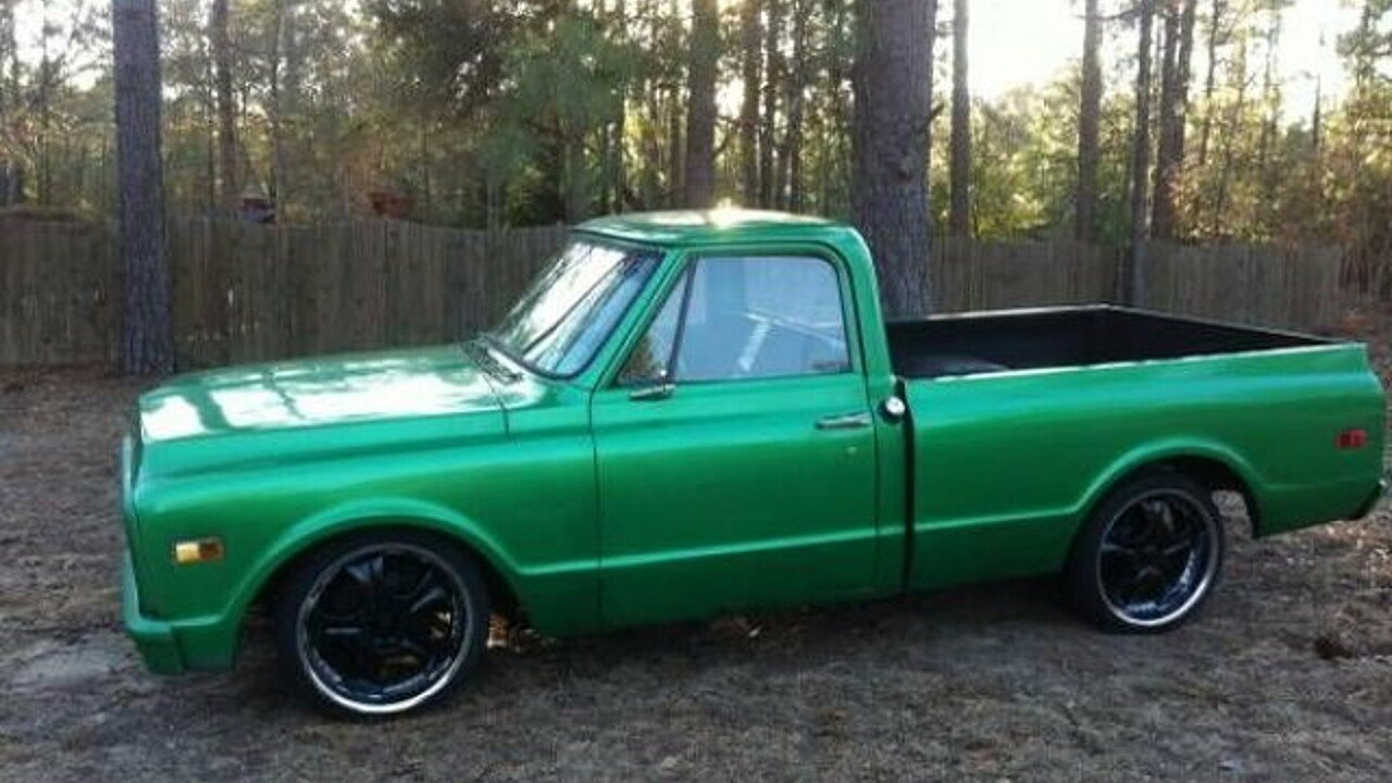 1972 Chevrolet C/K Truck for sale 100929401