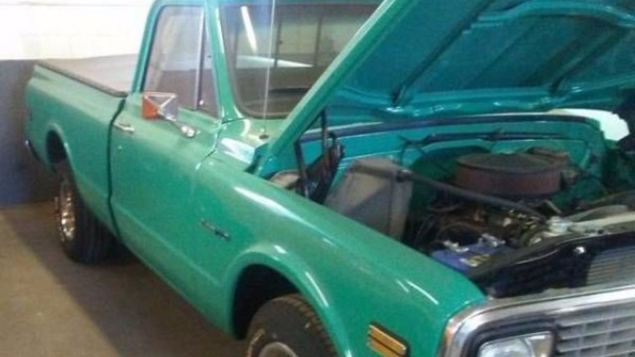1972 Chevrolet C/K Truck for sale 100931609