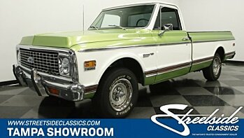 1972 Chevrolet C/K Truck for sale 100940234