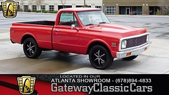 1972 Chevrolet C/K Truck for sale 100963699