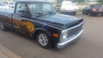1972 Chevrolet C/K Truck for sale 101012666