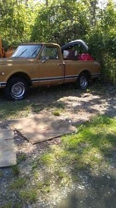 1972 Chevrolet C/K Truck for sale 100826221