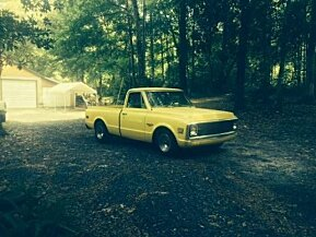 1972 Chevrolet C/K Truck for sale 100826271