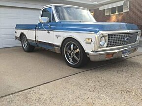 1972 Chevrolet C/K Truck for sale 100826446