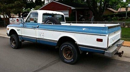 1972 Chevrolet C/K Truck for sale 100826468