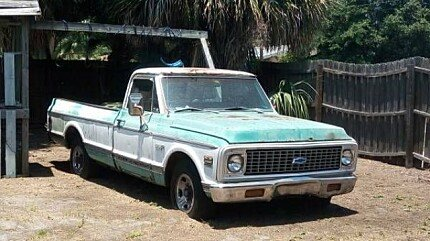 1972 Chevrolet C/K Truck for sale 100826490