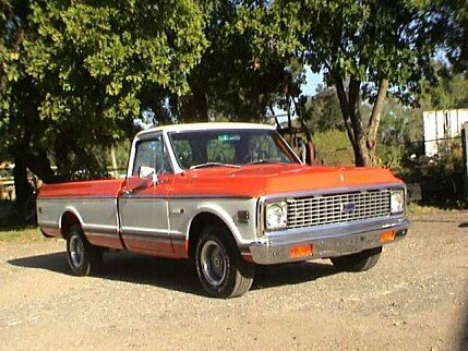 1972 Chevrolet C/K Truck Cheyenne for sale 100841294