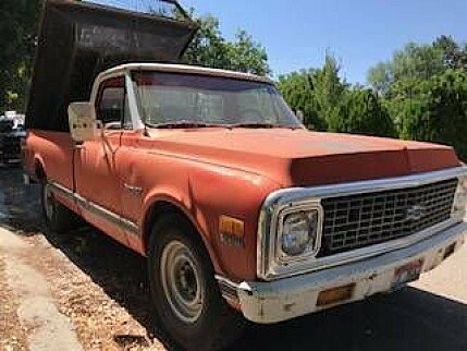 1972 Chevrolet C/K Truck for sale 100908193