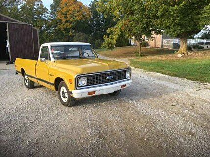 1972 Chevrolet C/K Truck for sale 100942261