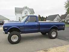 1972 Chevrolet C/K Truck for sale 100943027