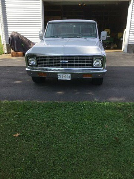1972 Chevrolet C/K Truck for sale 100947011