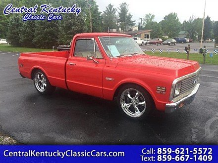 1972 Chevrolet C/K Truck Cheyenne for sale 100976228