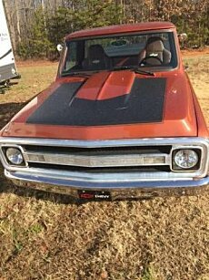 1972 Chevrolet C/K Truck for sale 100978587