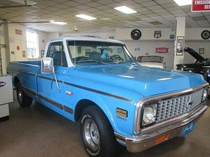 1972 Chevrolet C/K Truck for sale 100978862