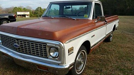 1972 Chevrolet C/K Truck Cheyenne for sale 100979629