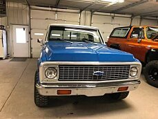 1972 Chevrolet C/K Truck for sale 100980806