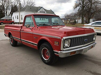 1972 Chevrolet C/K Truck for sale 100985640