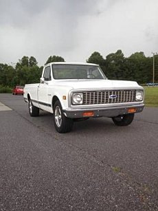 1972 Chevrolet C/K Truck for sale 100986862
