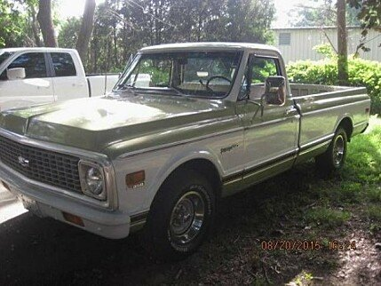 1972 Chevrolet C/K Truck for sale 100988379