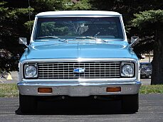 1972 Chevrolet C/K Truck Cheyenne Super for sale 100989794